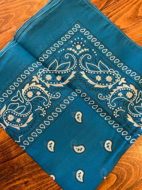 Classic Bandana (Assorted Colors!)