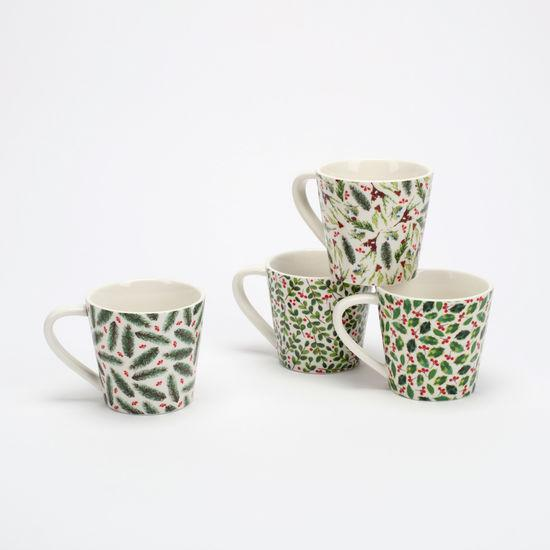 Christmas Botanical Mug (Multiple Styles!)