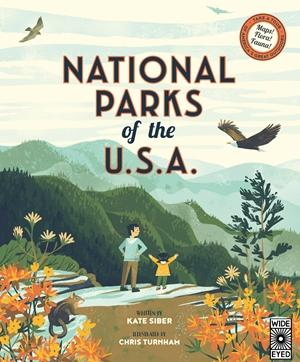 National Parks of the USA Book