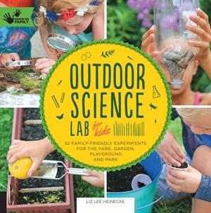 Outdoor Science Lab for Kids Book