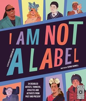 I Am Not a Label Book