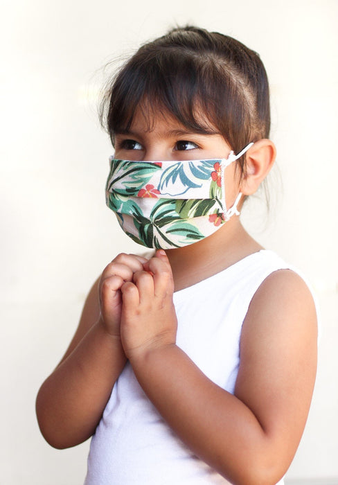 Kids Fabric Face Masks