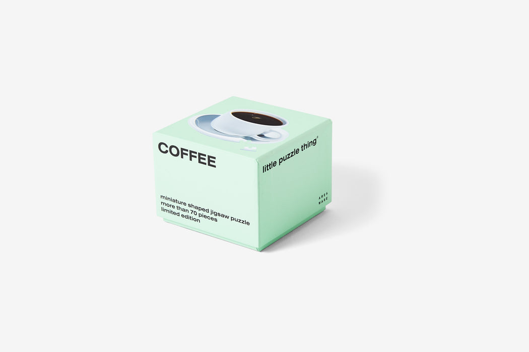Coffee Mini Puzzle