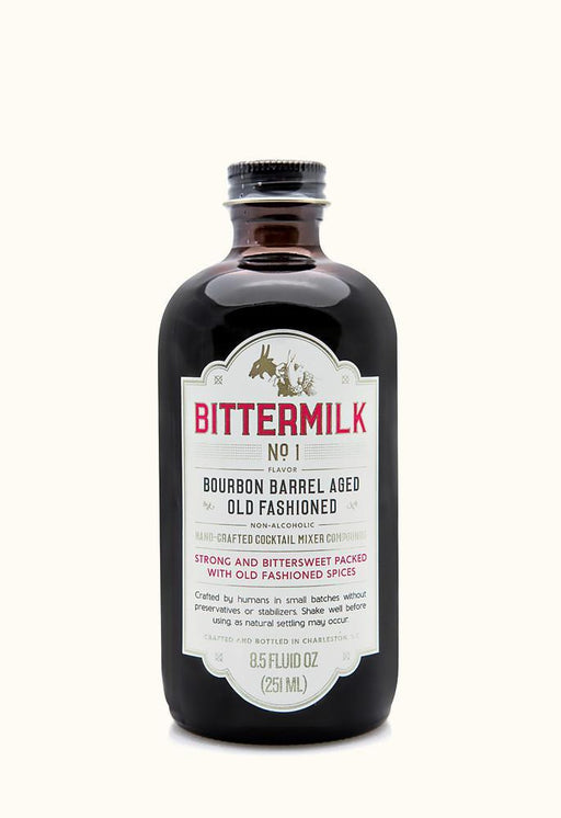 Bittermilk Old Fashioned Cocktail Mix