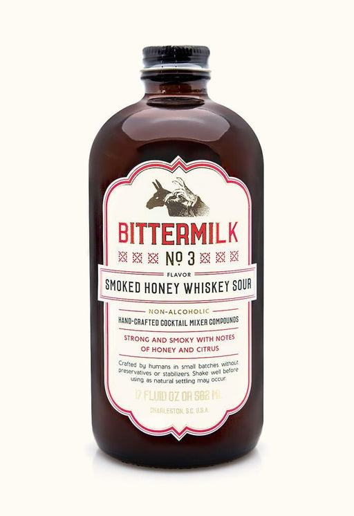 Bittermilk SMOKED HONEY WHISKEY SOUR Mixer