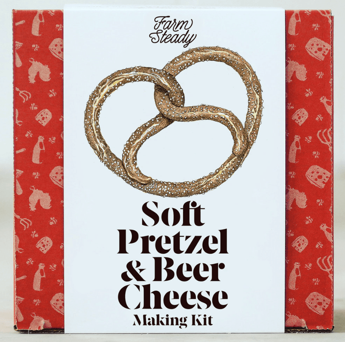 Make Your Own Pretzel & Beer Cheese