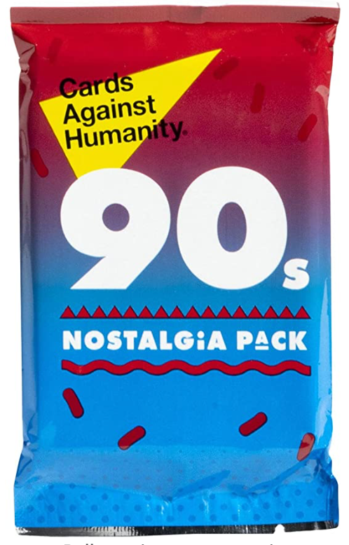 Cards Against Humanity 90's Nostalgia Pack