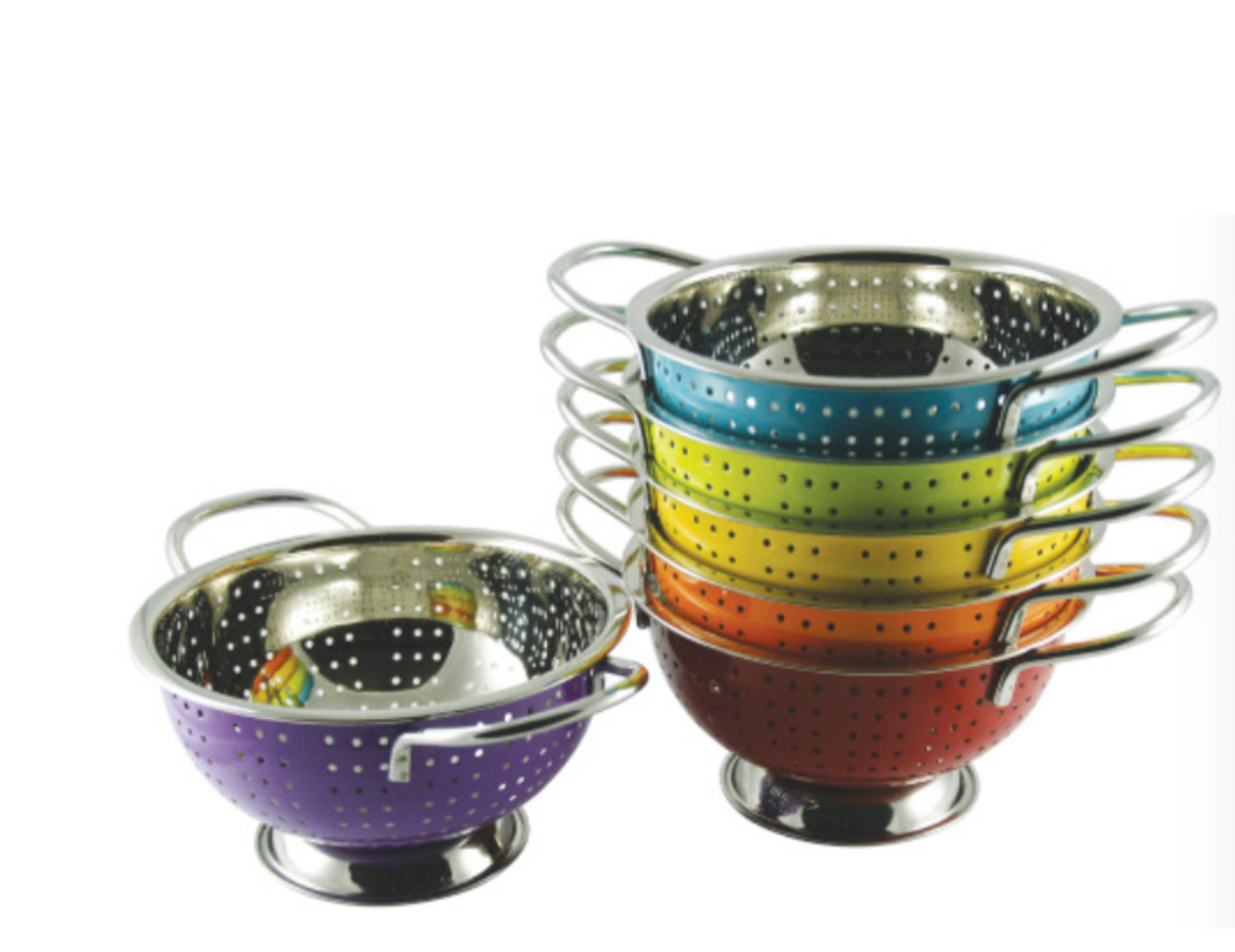 "Mini Berry Colander, 6"" (Assorted Colors!)"