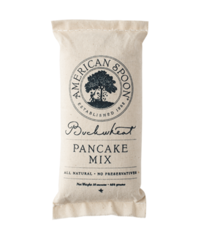 American Spoon Buckwheat Pancake Mix