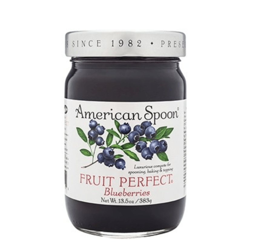American Spoon Fruit Perfect Blueberries