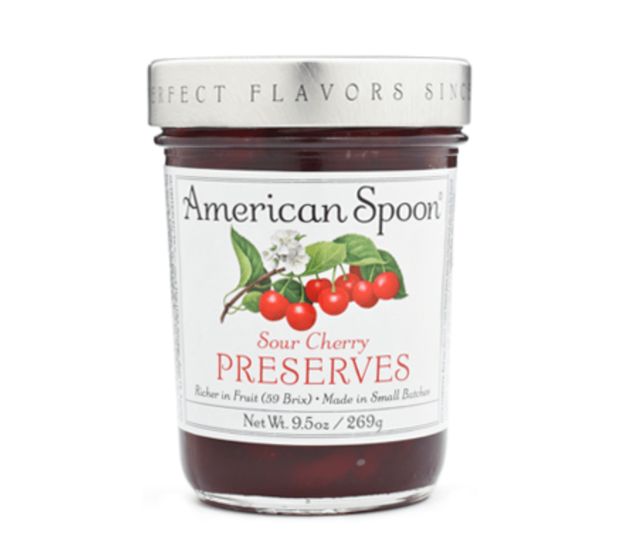 American Spoon Sour Cherry Preserves