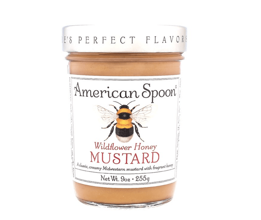 American Spoon Wildflower Honey Mustard