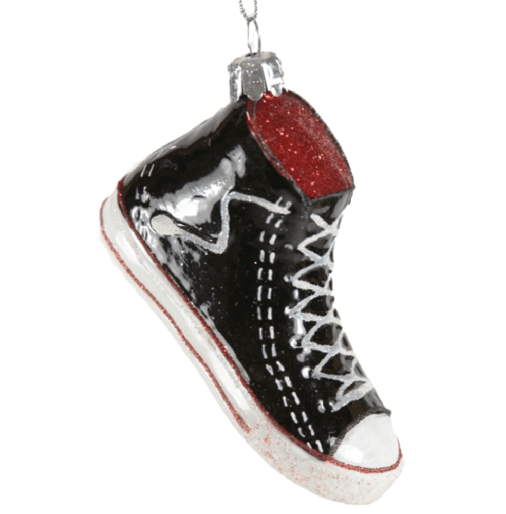 Retro Sneaker Ornament