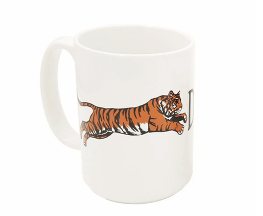 Leaping Tiger Mug