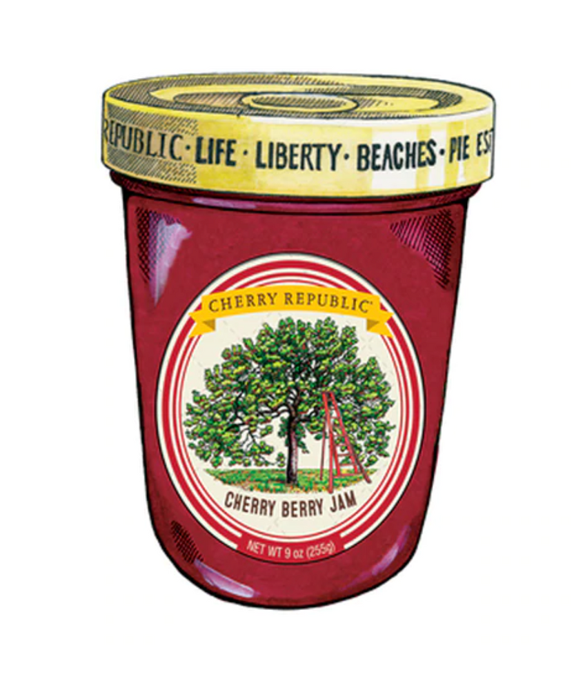Cherry Republic Cherry Berry Jam