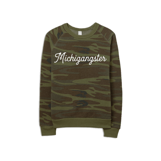 Adult Michigangster Sweatshirt