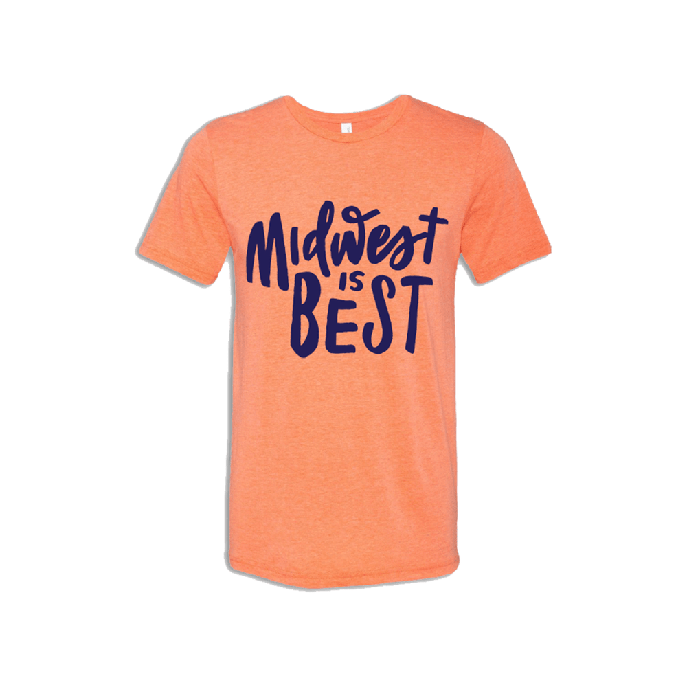 Midwest is Best T-Shirt