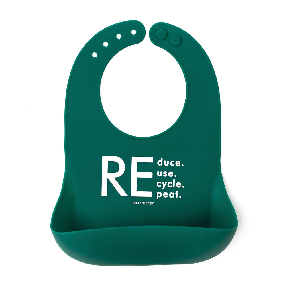 Recycle Wonder Bib