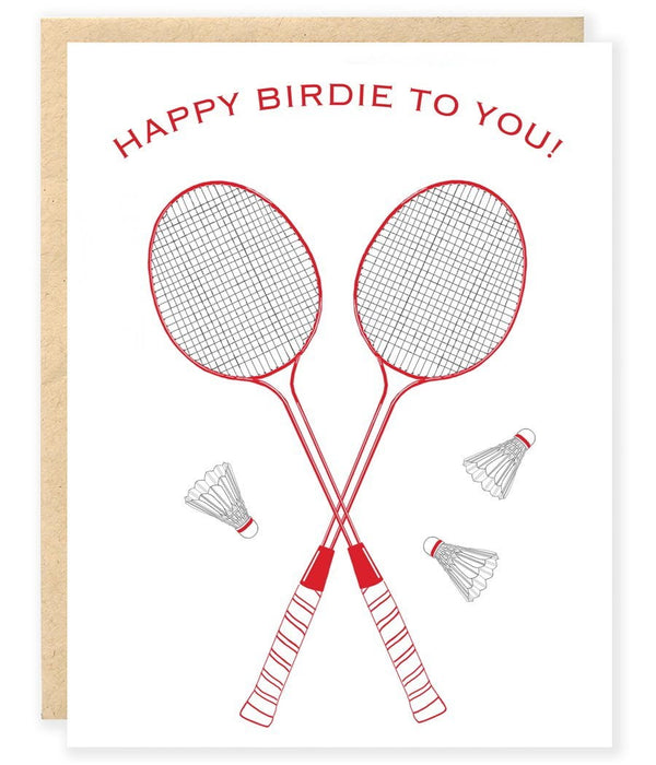 Happy Birdie to You Card