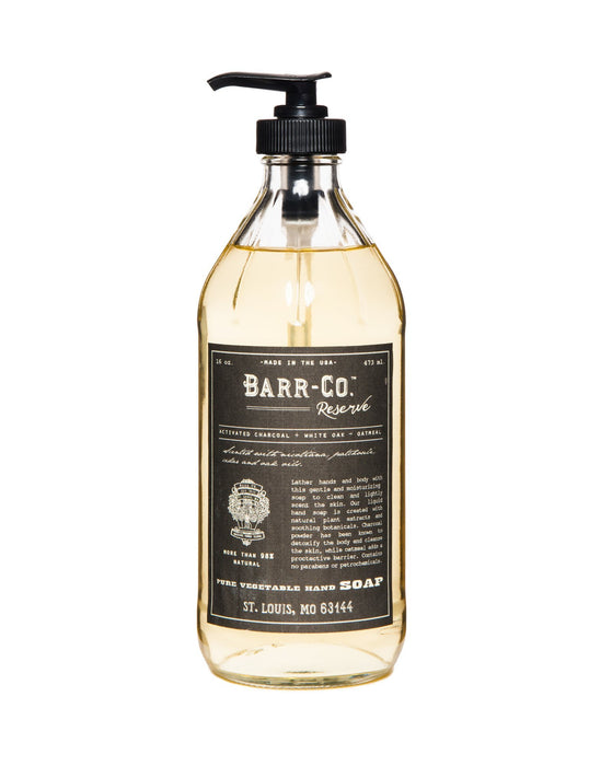 Barr & Co. Hand Soap 16oz-Reserve