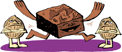Zingerman's Black Magic Brownie