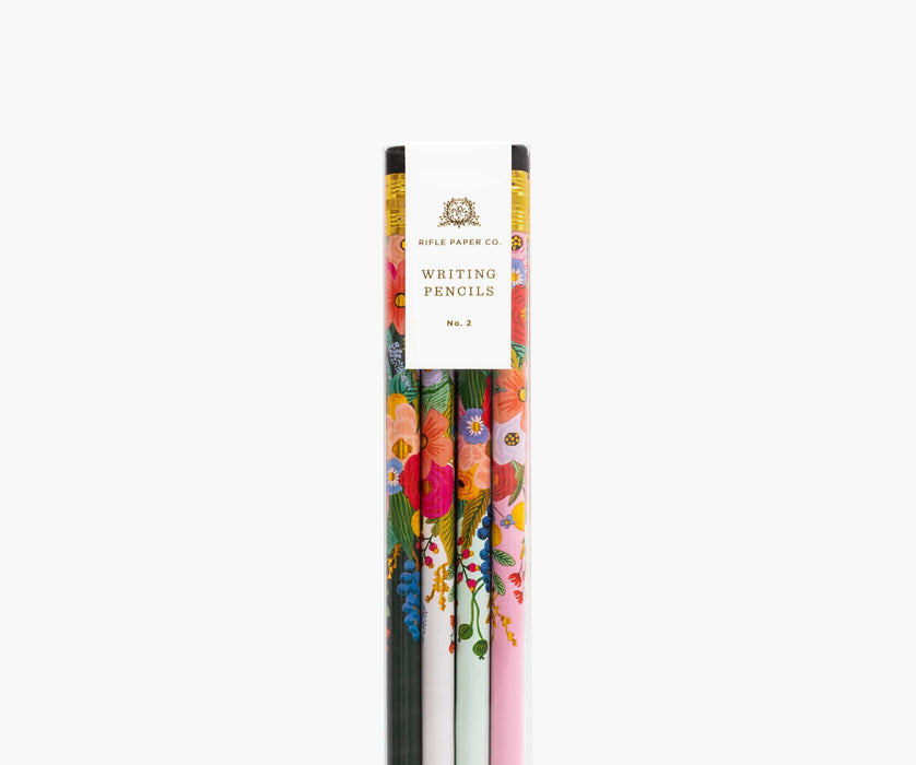 Garden Party Pencil Set