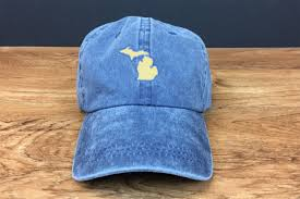 Classic Michigan Dad Hat