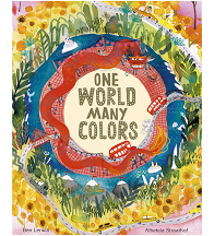 One World Many Colors Educational Book