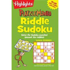 Puzzlemania Riddle Sudoku