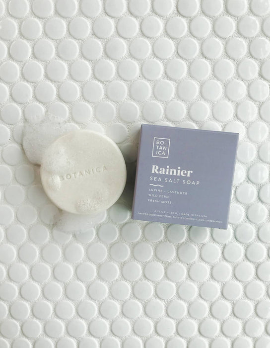 Rainier Sea Salt Soap