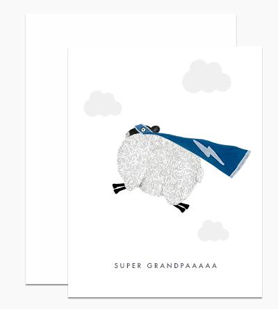 Super Grandpaaaa Card