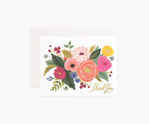 Juliet Rose Thank You Card Set