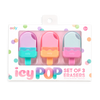 Icy Pop Eraser 2.0-set of 3