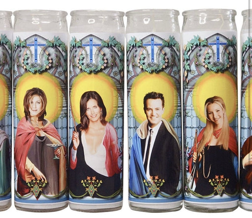 Joey Tribbiani Prayer Candle