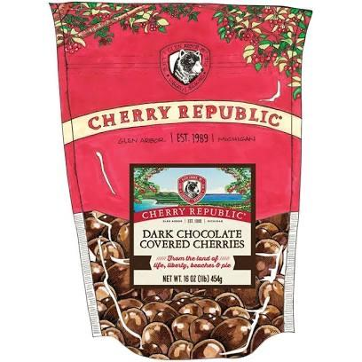 Cherry Republic Dark Chocolate Covered Cherries