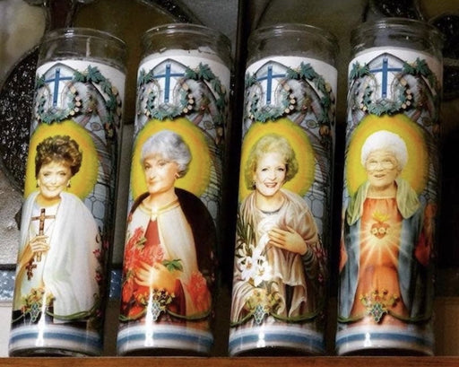 Golden Girls Prayer Candle Collection