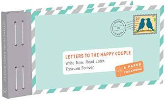 Letters to the Happy Couple Activity Book
