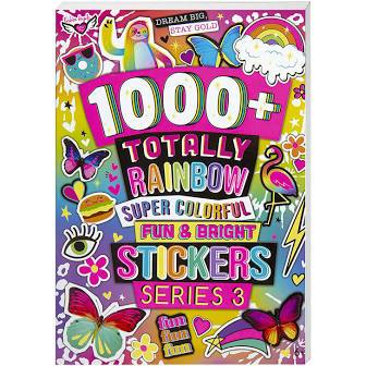 Rainbow Sticker Collection 1000+