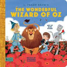 Wonderful World of Wizard of Oz: A BabyLit Storybook