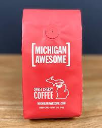 Sweet Michigan Cherry Coffee