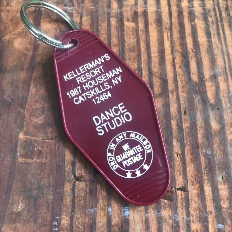 Motel Key Fob, Kellerman's Resort