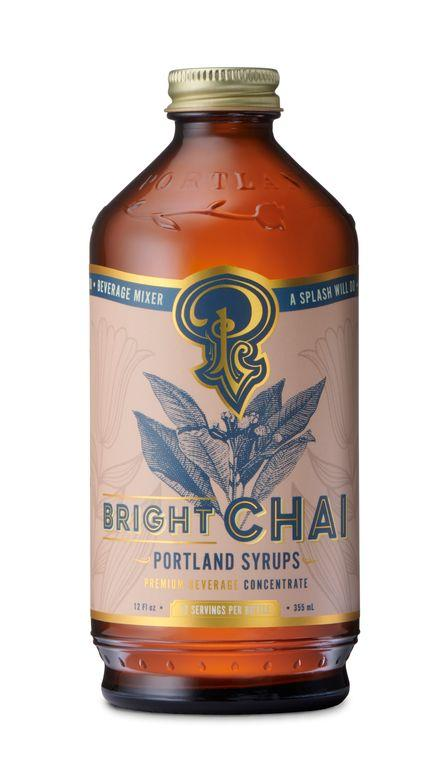 Bright Chai Cocktail & Coffee Syrup