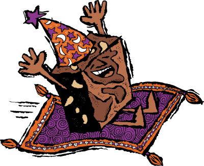 Zingerman's Magic Brownie
