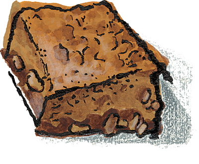 Zingerman's Pecan Blondie
