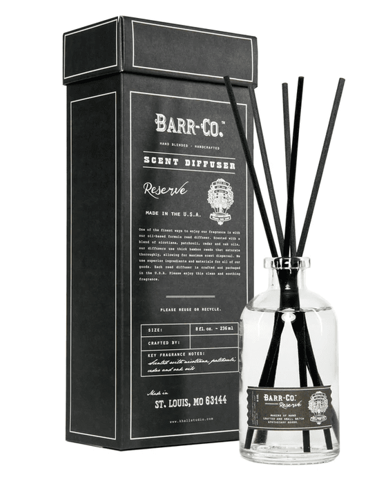 Barr & Co. Reserve Scent Diffuser Kit