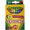 Crayola Crayons Pack of 24