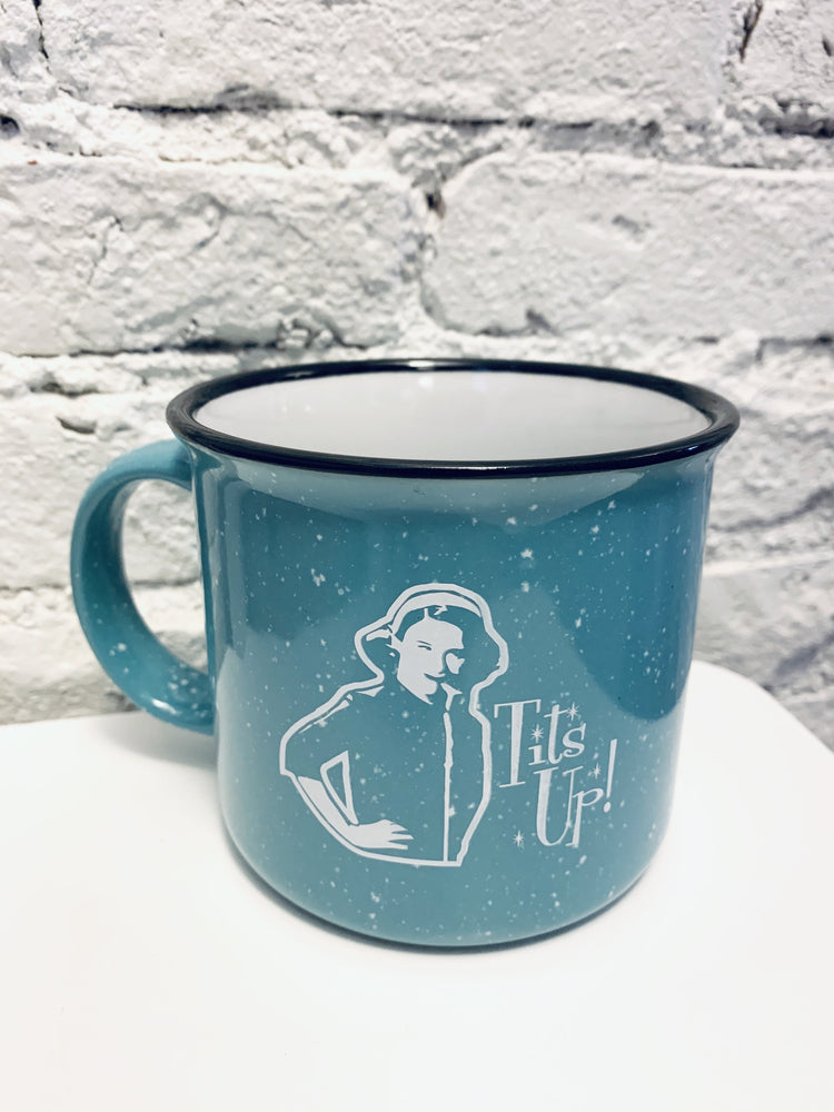 Mrs. Maisel Campfire Tit's Up Mug
