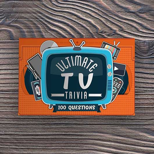 Ultimate TV Trivia Game