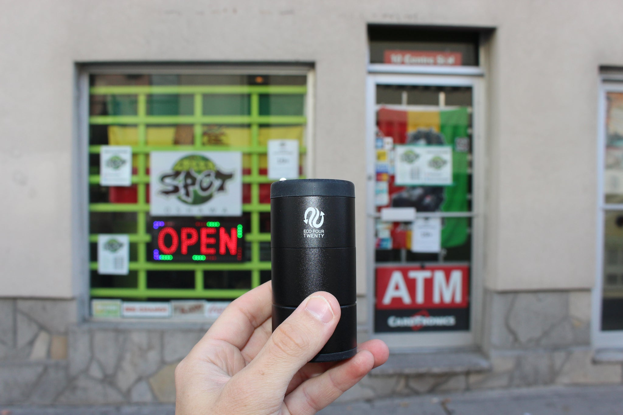 New Feature: Our Products Are Now Available at The Green Spot in Oshawa, Canada!