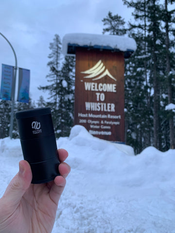 eco four twenty personal air filter olympic village vancouver british columbia canada